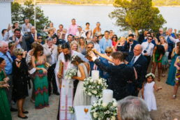 Wedding in Spetses