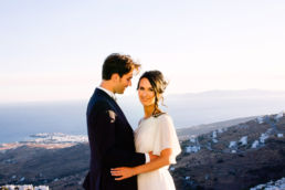 Wedding in Tinos